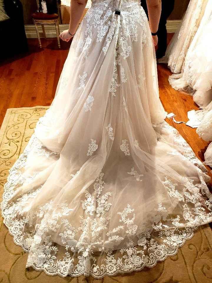 Wedding dress photos - 2