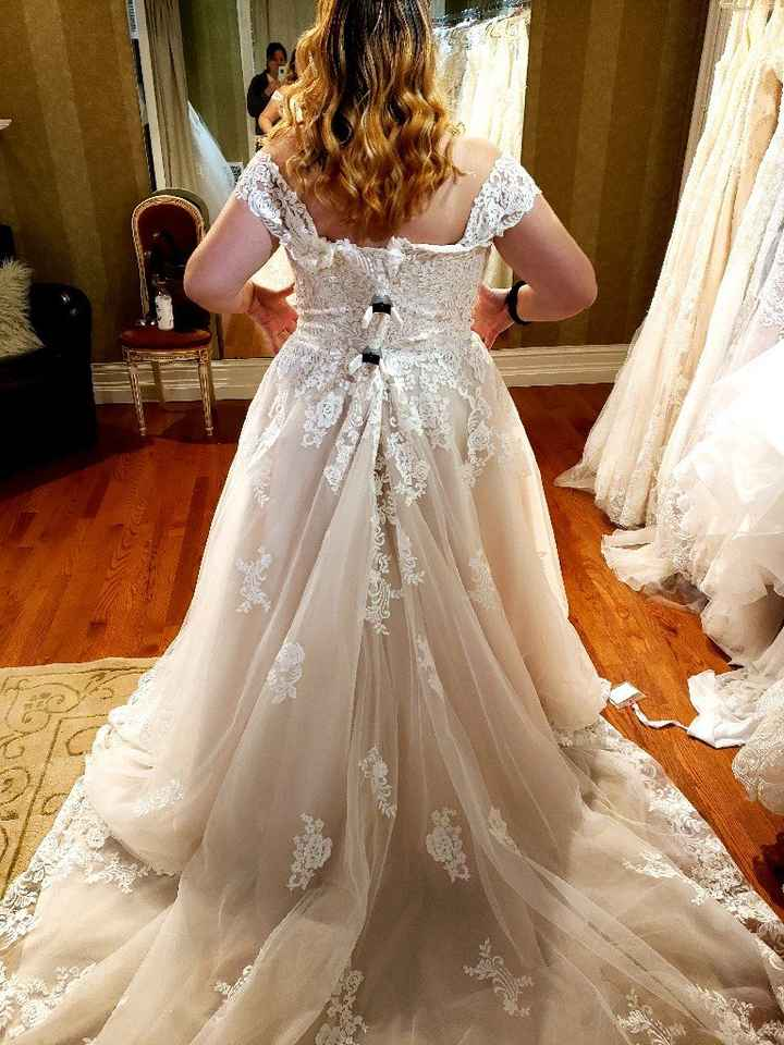 Wedding dress photos - 3