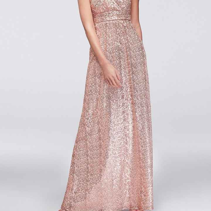 Bridal party attire: ordered! 🥰 - 3