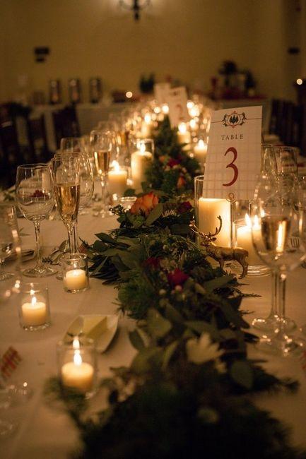 Rectangular Reception Tables 6