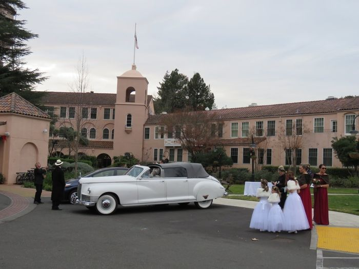 California brides and grooms let's see your venue(s)! 5