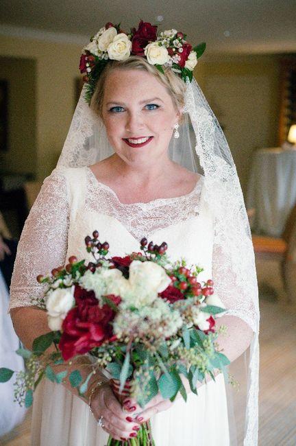 Which Winter Wedding Bouquet? 7