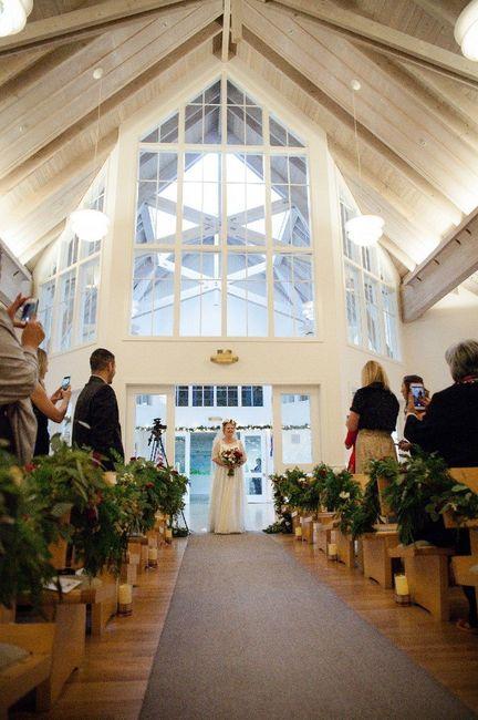 Church/how Brides: Show off Your Venue! 16