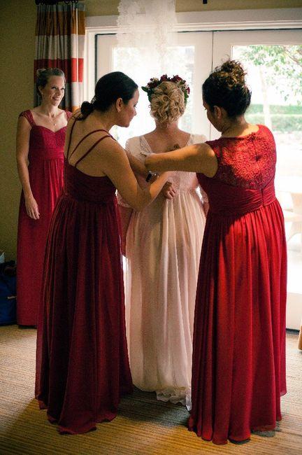 Bridesmaid Attire 3