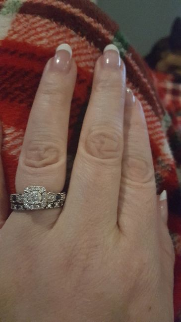 Show me your white gold rings! 💍 10