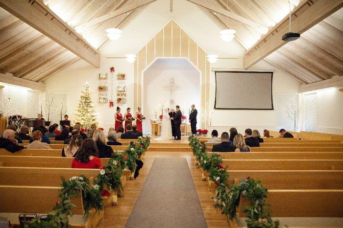 Church/how Brides: Show off Your Venue! 15