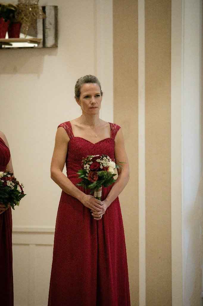 Informal bridesmaids - 1