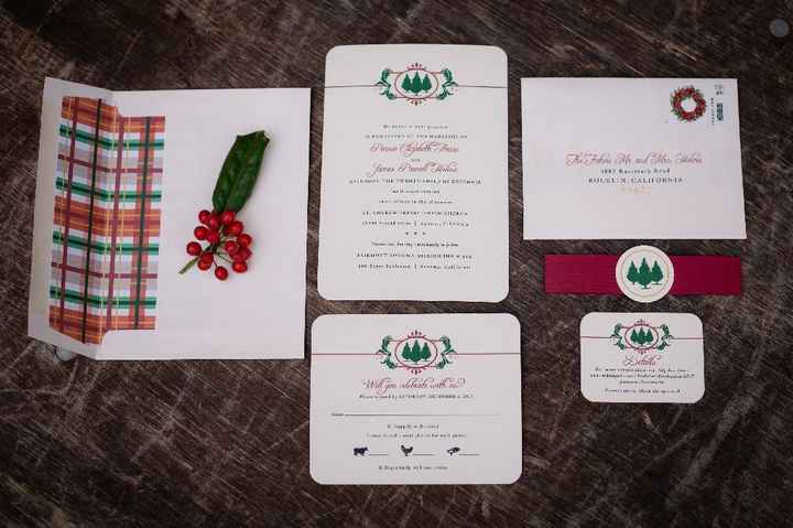 Finishing up my Invitation suite... separate cards? - 2