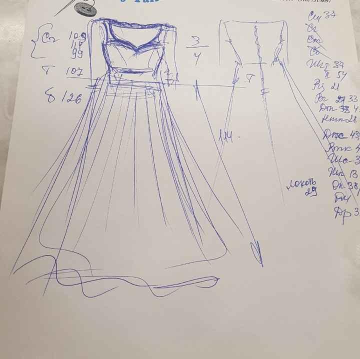 Custom Dress Anxiety - 1