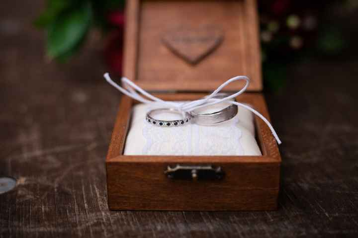 Wedding rings/bands - 2