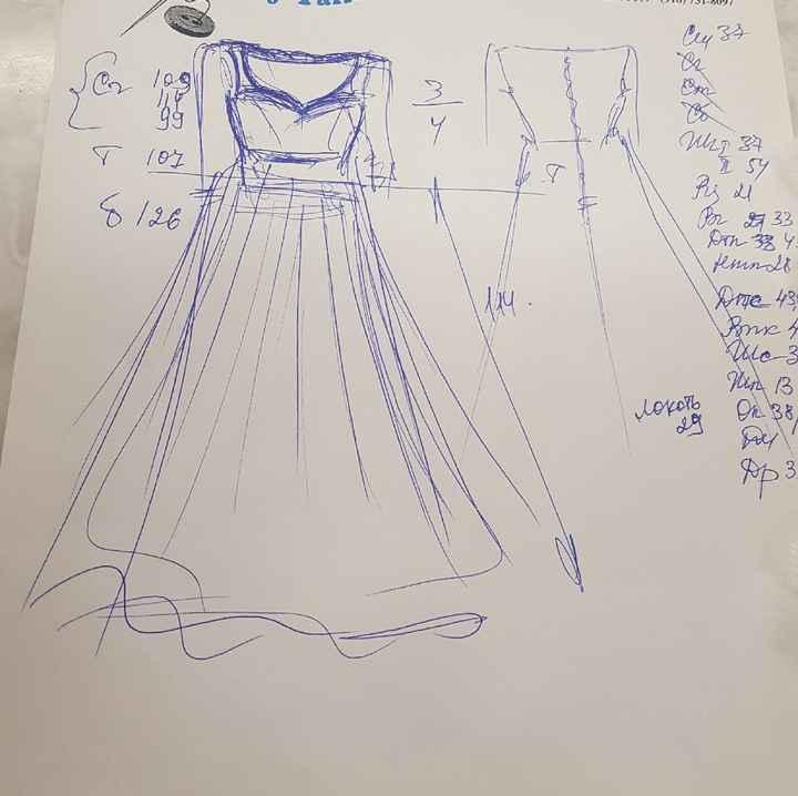 Custom dress? - 1