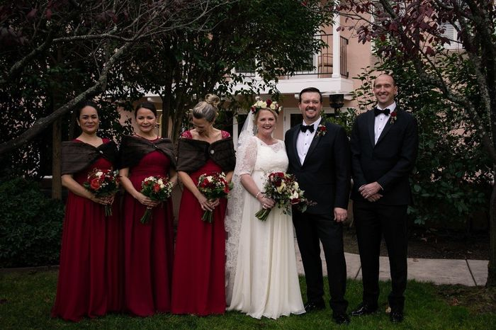 Earias' Pro BAM: a Christmas Wedding in Sonoma (Pic and Advice Heavy - VENDORS AND COST BREAKDOWN IN COMMENTS) 37