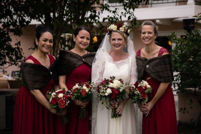 Earias' Pro BAM: a Christmas Wedding in Sonoma (Pic and Advice Heavy - VENDORS AND COST BREAKDOWN IN COMMENTS) 40