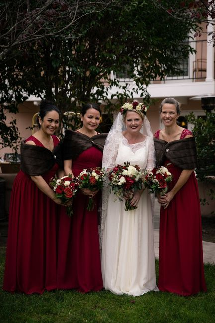 Earias' Pro BAM: a Christmas Wedding in Sonoma (Pic and Advice Heavy - VENDORS AND COST BREAKDOWN IN COMMENTS) 41