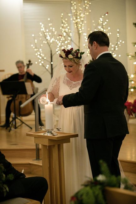 Earias' Pro BAM: a Christmas Wedding in Sonoma (Pic and Advice Heavy - VENDORS AND COST BREAKDOWN IN COMMENTS) 54