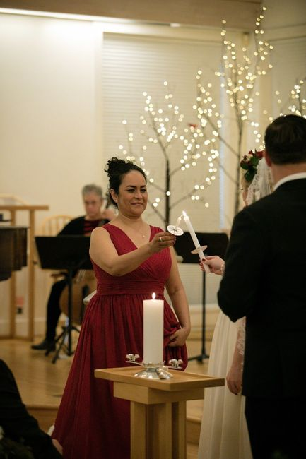 Earias' Pro BAM: a Christmas Wedding in Sonoma (Pic and Advice Heavy - VENDORS AND COST BREAKDOWN IN COMMENTS) 55