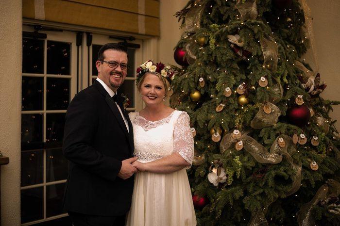 Earias' Pro BAM: a Christmas Wedding in Sonoma (Pic and Advice Heavy - VENDORS AND COST BREAKDOWN IN COMMENTS) 87