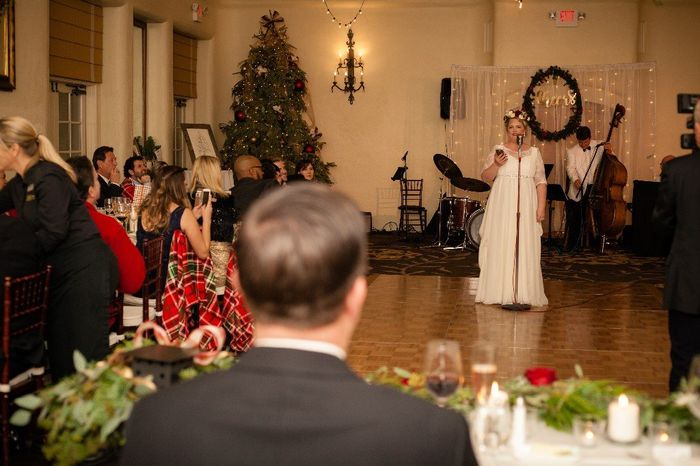 Earias' Pro BAM: a Christmas Wedding in Sonoma (Pic and Advice Heavy - VENDORS AND COST BREAKDOWN IN COMMENTS) 97