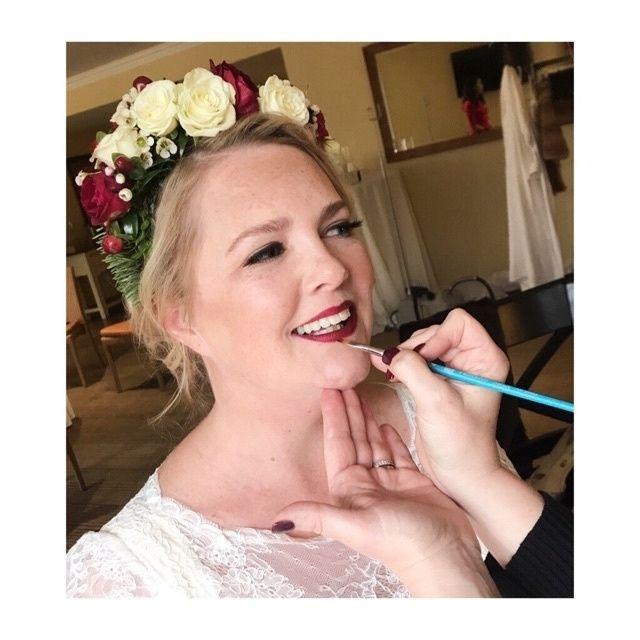 Dare to wear a bold lip on my wedding day?? 2