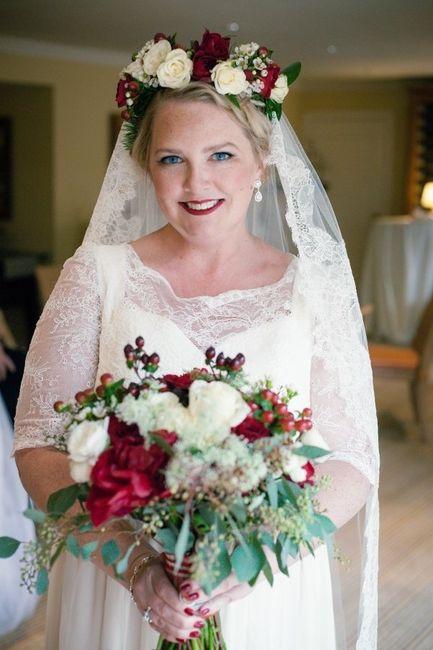 Dare to wear a bold lip on my wedding day?? 3