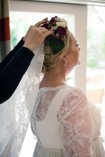 Flower Crown and Veil 12