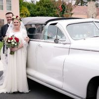 Cathedral length veil - 2