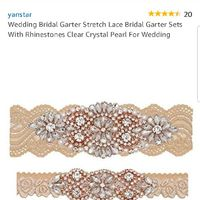 Where Are You Getting Your Garter? - 1