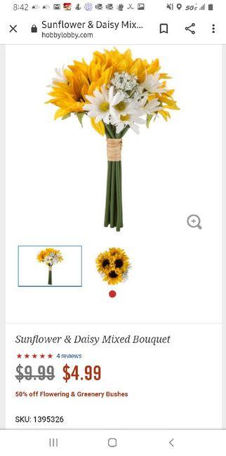 Sunflowers Bouquet 4