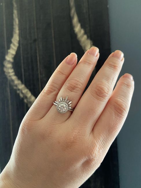 Show off your rings! 2