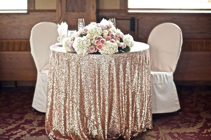 Finally Found Affordable Sequin Tablecloths To Buy Weddings