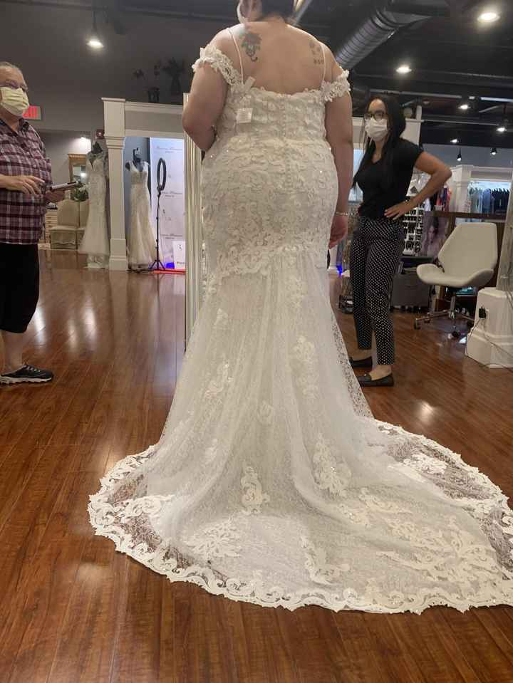 Nervous about picking up my dress friday - 3