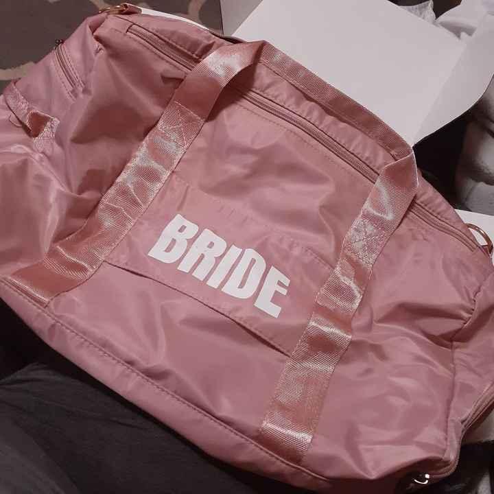 Got my 3rd bridal box - 1