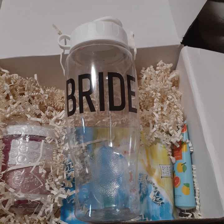 Got my 3rd bridal box - 2