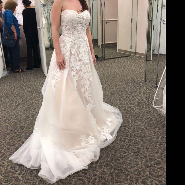 Show me your dresses?! 2