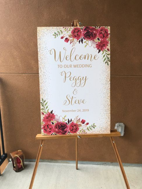 Where to get welcome sign printed 2