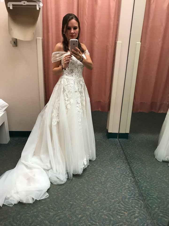 Dress Hem Length - 1