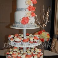 Love this wedding cake - 1
