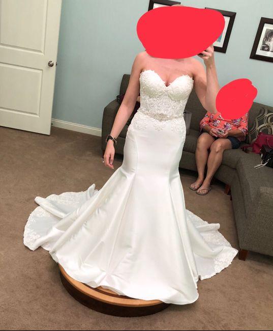 Help! Essense of Australia Dress 2