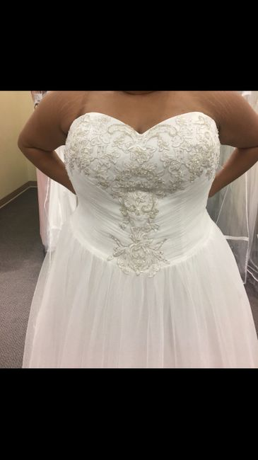 Wedding Dress Reject: Let's Play! - 1