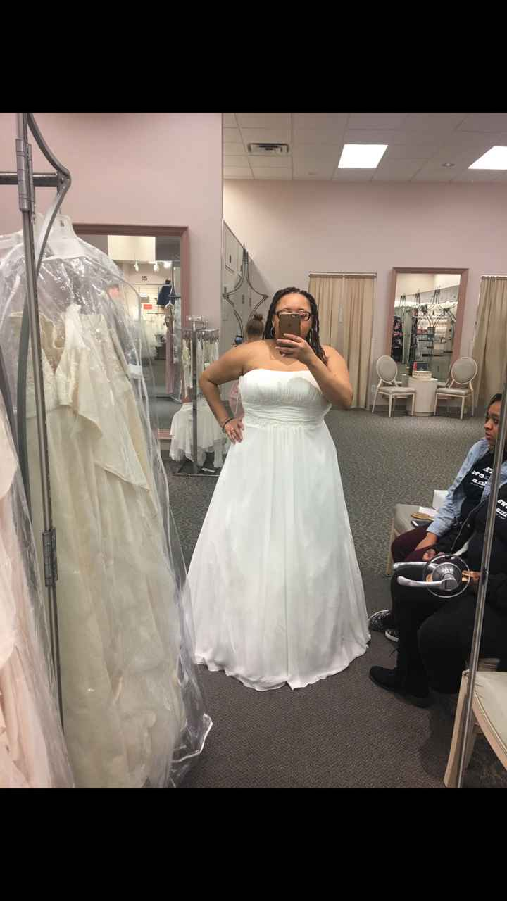 Wedding Dress Reject: Let's Play! - 4