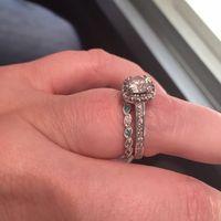 Will a non diamond wedding band work?