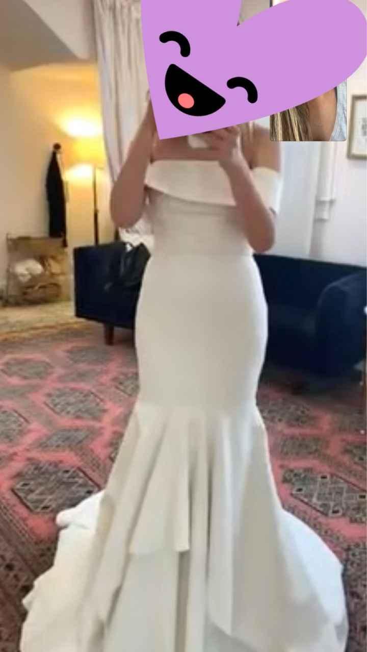 Went wedding dress shopping by myself! - 1