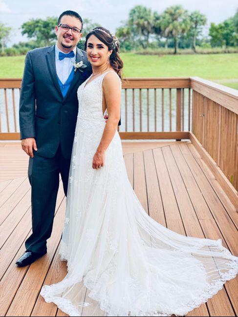 We did it! Married on 08/02/2020 1