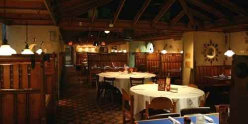 Italian Restaurant (but we will use their banquet hall in the back and decorate it with our colors a