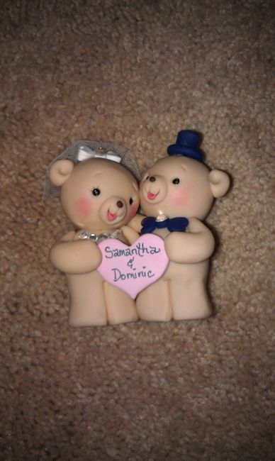 Show us your cake toppers!!