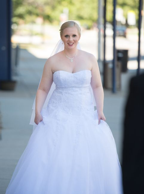 Wedding Dress Pictures! Please share yours!