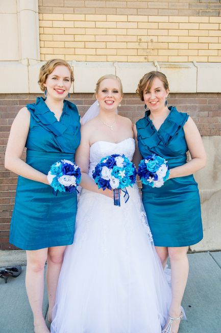 Bridesmaids!!!! {Post Pics Please!!}