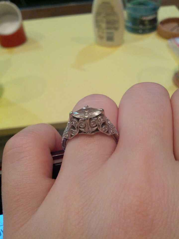 Show me your ring! :)