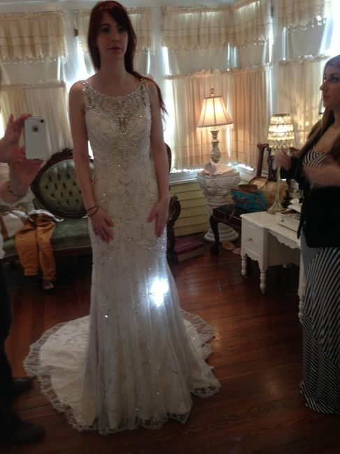 Beaded gowns?  Share!!