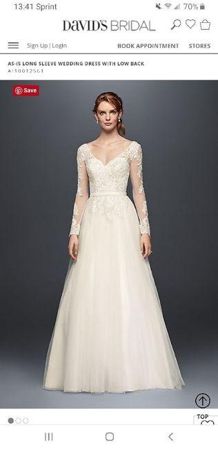 Ladies Getting Married in June- Let's See Those Dresses! 🌸❤🌸 19